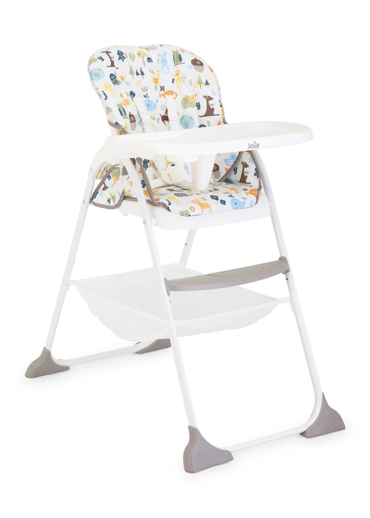 123 Joie Mimzy Snacker High Chair
